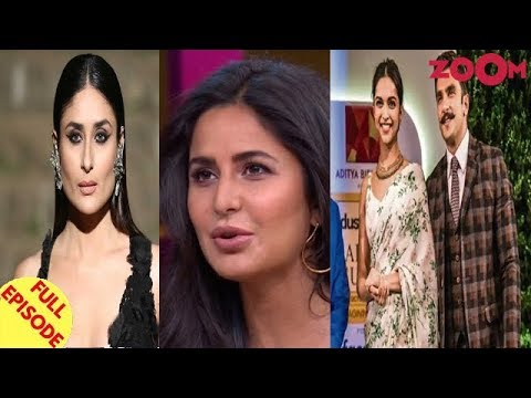 Kareena Kapoor Khan's web series DEBUT?  Katrina's ROLE in Bharat REVEALED  DeepVeer ki Shaadi