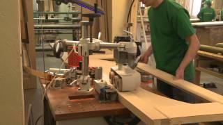 Производство дверей «Lux Door»(, 2011-04-04T16:02:37.000Z)