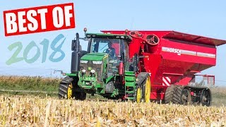 🇫🇷 Machinisme XXL dans le SUD OUEST | Best Of 2018 *MrAgriFrance* [V1]