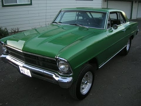 1967 Chevrolet Nova Hardtop - Nice Nice Old School Street Rod Style Chevy II from YouTube · Duration:  7 minutes 50 seconds