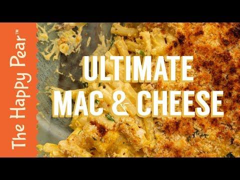 ULTIMATE MAC & CHEESE   VEGAN