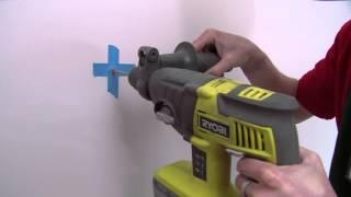 How To Install Masonry Fixings - DIY At Bunnings