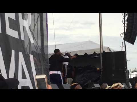 ASAP Ferg 'Work' Houston Free Press Summer Fest 12