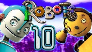Video Robots Walkthrough Part 10 - [The Movie Game] - (PS2, XBOX, PC, Gamecube) Bigweld Chase download MP3, 3GP, MP4, WEBM, AVI, FLV Februari 2018