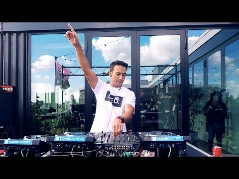 Laidback Luke Live at Mixmash Rooftop Recordings