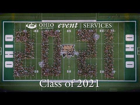 Welcome Ohio University Class of 2021!