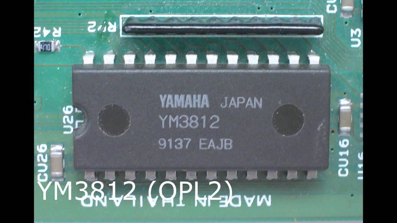 Yamaha Soundchip