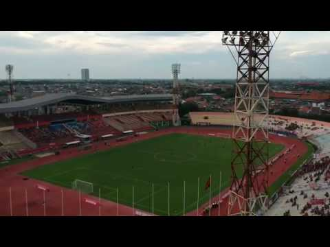 Match Ambience Deltras Vs Surabaya Muda Liga 3 Indonesia (22/04/2018)