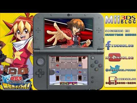 [EN] YuGiOh! Duel Monsters Saikyo Card Battle!  Gameplay 05