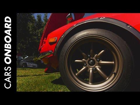 2016 Japanese Classic Car Show (JCCS) - Long Beach