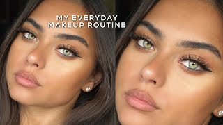 My Updated Everyday Makeup Routine