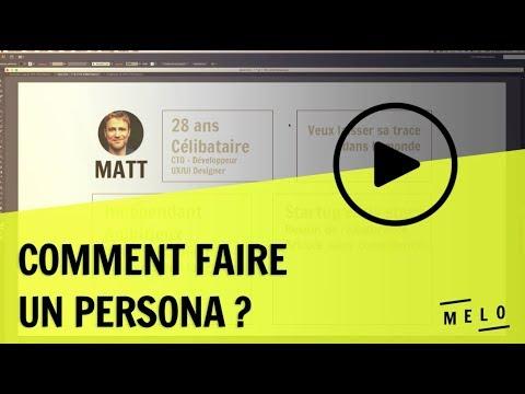 [TUTO] COMMENT FAIRE DES PERSONAS ? (UX Junior)