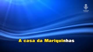 ♫ Demo - Karaoke - A CASA DA MARIQUINHAS - Alfredo Marceneiro