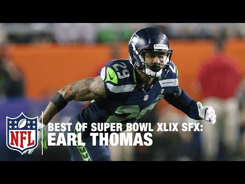 Earl Thomas   Super Bowl XLIX Highlights   Best of Sound FX   NFL