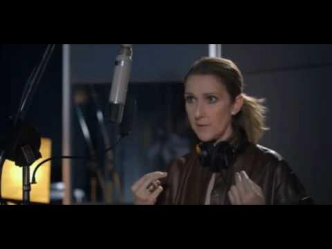 Céline Dion Recording Recovering