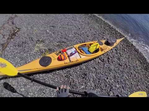 Kayaking the West Coast of Vancouver Island