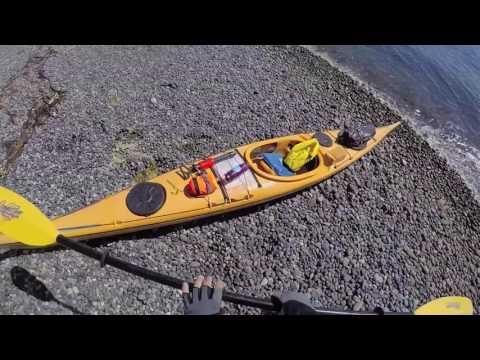 Kayaking the West Coast of Vancouver Island