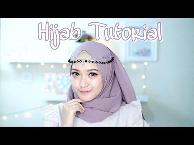 "SIMPLE HIJAB TUTORIAL PASHMINA ""7 style 1 scarf"" part II | saritiw"