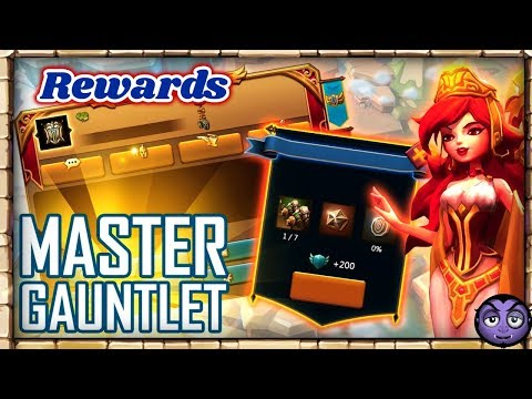 LORDS MOBILE | Guild Fest Rewards | Master Gauntlet |