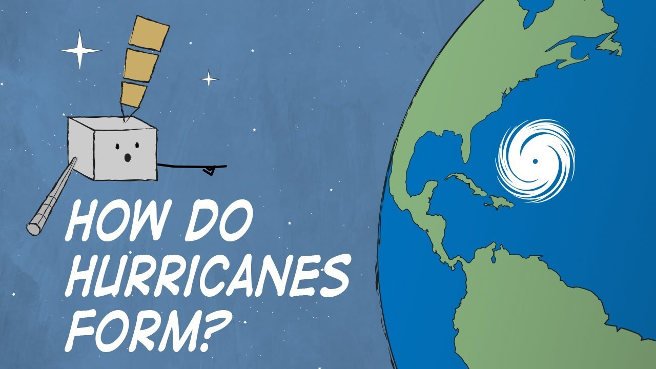 How Do Hurricanes Form Nasa Space Place Nasa Science For Kids