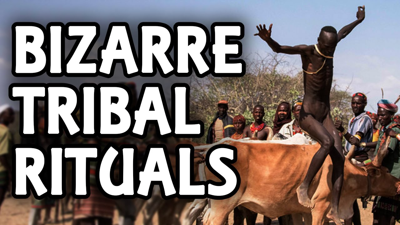 10 unusual tribes