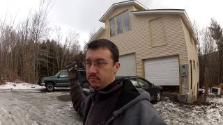 Installing Garage Door Openers - 82 -  My Diy Garage Build Hd Time Lapse