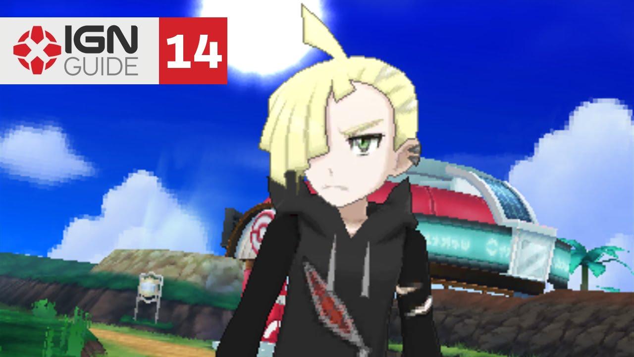 Pokemon: Sun and Moon Walkthrough - Route 5