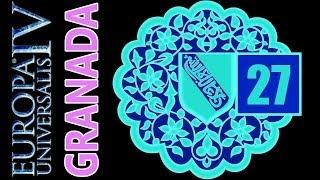 Rereconquista AGAIN! 27 Granada Achievement Europa Universalis 4