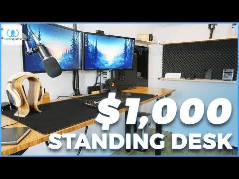 Choosing The Best Standing Desk 2018 | Uplift 900