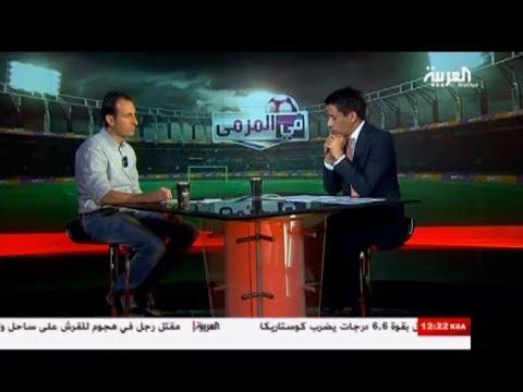 Battal Interview with Sergio Piernas in MBC. Alarabiya TV. (Dubai, Oct 2012)