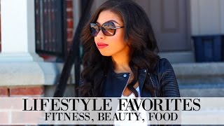 CURRENT LIFESTYLE MUST HAVES 2017   FITNESS, BEAUTY, WEIGHT LOSS SNACKS & GYMSHARK SEAMLESS REVIEW