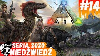 Oswajamy Niedźwiedzia w ARK Survival Evolved PL | Seria 2020 #14 - Rizzer