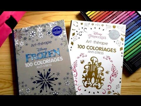 Presentation Des Livres Frozen Et Disney Princesses Hachette