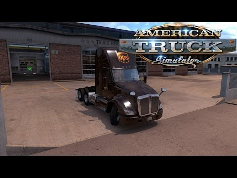 American Truck Simulator #3 Maybe Giveway Part 2