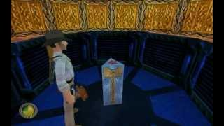 Indiana Jones and the Infernal Machine PC Longplay 15 - Infernal Machine