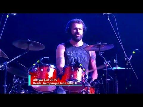 El Último Ke Zierre - Live at Altavoz Fest (Full Concert) 31 - 10 - 15