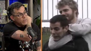 Steve-O Talks About How Ryan Dunn Choked Him Out 6 Times In 1 Day!!