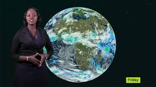 Weather forecast for 12-06-2019 by Juliet Alitubeera