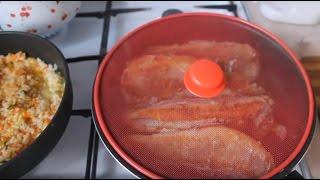Навага - рецепт приготовления