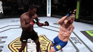 Ea Sports UFC: Jon (Bones) Jones VS Alexander Gustafsson PS4 (HD)