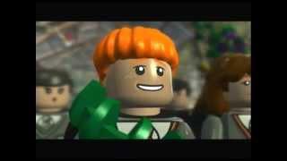 Lego Harry Potter Years 1-4 Walkthrough Part 5: Lumos Solem & Flying Class