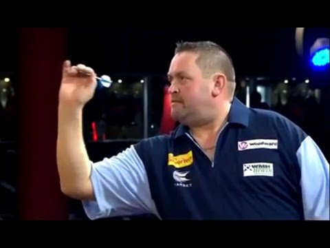 Alan Norris 9 Darter - 2016 PDC Player's Championship