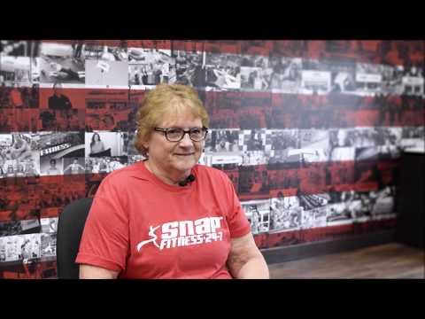 My Snap Fitness Success Story Raya K. from South Dakota