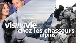 Une initiation chez les chasseurs alpins Vis ma vie