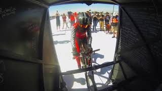 155.980mph 2018 Project Speed Denise Mueller-Korenek Paced Bicycle Speed Run 9/16 - 12:10pm thumbnail