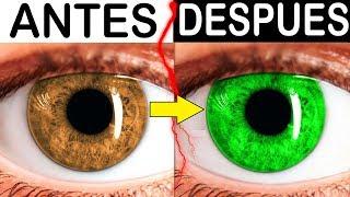 Este truco cambiará el color de tus ojos...! (ACTUALMENTE FUNCIONANDO)