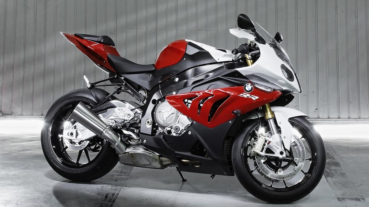 New 2018 Model Bmw Bike S1000rr Youtube