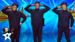 Magicians Does Some Mashup Magic on Asia's Got Talent | Magicians Got Talent