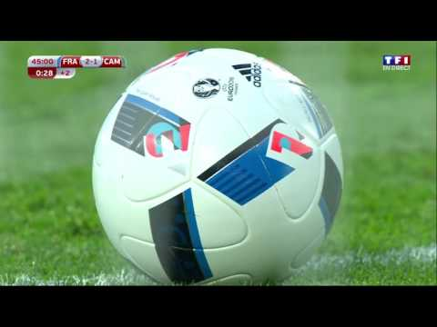 Joseph Fabrice Ondoa Ebogo - Highlights FRANCE VS CAMEROON June 2016