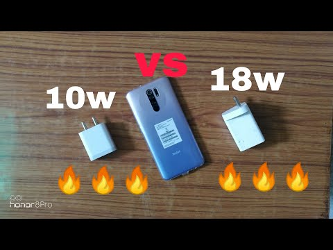 Redmi 9 prime 0-100 | charging test